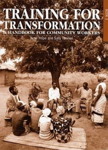 Front cover of Training for Transformation