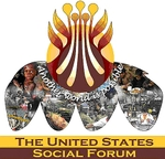 Logo for United States Social Forum