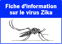 French Zika virus information