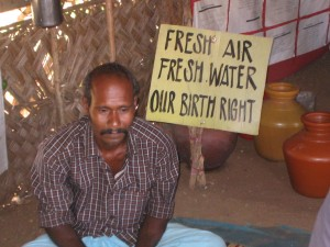 fresh air water