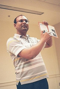 Photo of Balaji Sampath