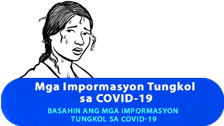 Filipino Important Information COVID-19