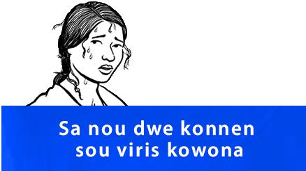 Haitian Kreyol important information on Coronavirus
